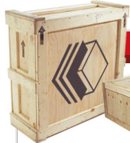 Buckeye crating and third party solutions